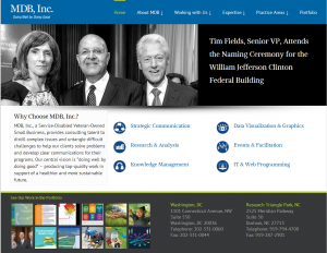 MDB website 2