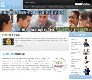 Partnerships UNC Edu